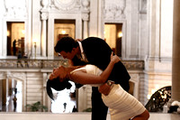 Candace & Eithan | San Francisco City Hall
