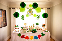 St. Patrick's Day Inspiration Shoot